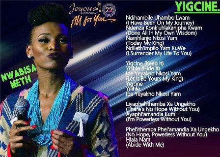 Joyous Celebration – Yigcine Download Mp3 Fakaza