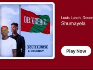 Louis Lunch – Shumayela Mp3 Download