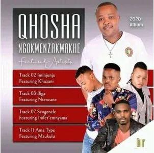 Qhosha Ngokwenzakwakhe – Iminjunju Ft. Khuzani