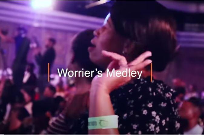 Bucy Radebe - Worrier's Medley
