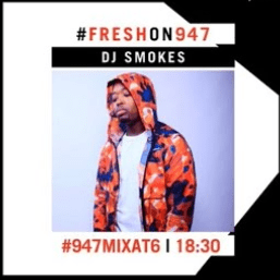 Download Mp3 DJ Smokes – 94.7 Mix @ 6 (1 April 2020) Guest Mix