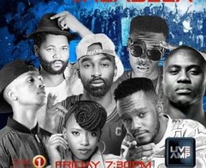 Download Mp3: Nasty C, Emtee, Kwesta, Riky Rick, Sjava, Reason & Gigi Lamayne - Hlasela