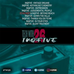 Download Mp3: InQfive – Tech With InQfive [Part 26] 1 April