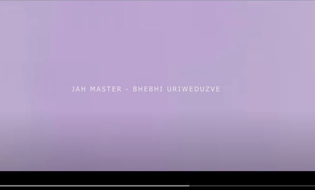 Jah Master - Bhebhi Uri Weduzve