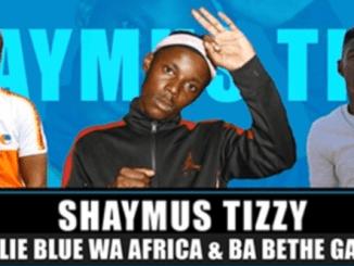 Download Mp3: Shaymus Tizzy – Ngwana Ft. Charlie Blue Wa Africa & Ba Bethe Gashoazen (Amapiano 2020)