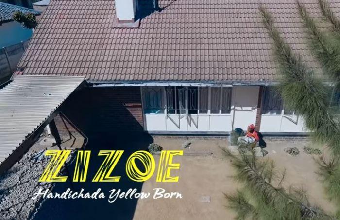 Zizoe Pamyk - Handichada Yellow born Ft. Siyoyo