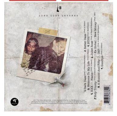 ALBUM: A-Reece, Wordz & Ecco – L3 (Long Lost Letters) Download Fakaza 2020