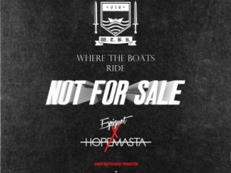 Video: HopeMasta & Espiquet – Not For Sale