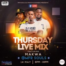 MFR Souls – Thursday Live Mix