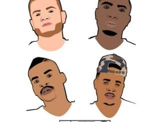 Sjavas Da Deejay, DaLootz & Eminent Boyz Bambelela Ep