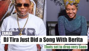DJ Tira – Uyandazi Ft. Berita (Snippet)