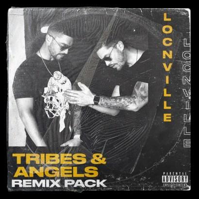 EP: Locnville – Tribes & Angels (Remix Pack) Ft. DJ Zinhle & Apple Gule