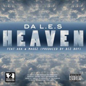 Da LES – Heaven Ft. AKA & Maggz