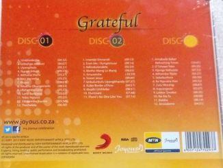 Joyous Celebration Vol 17 Grateful Live Album