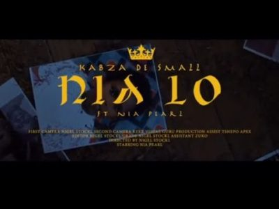 Video) Kabza De Small & DJ Maphorisa ft Nia Pearl – Nia Lo
