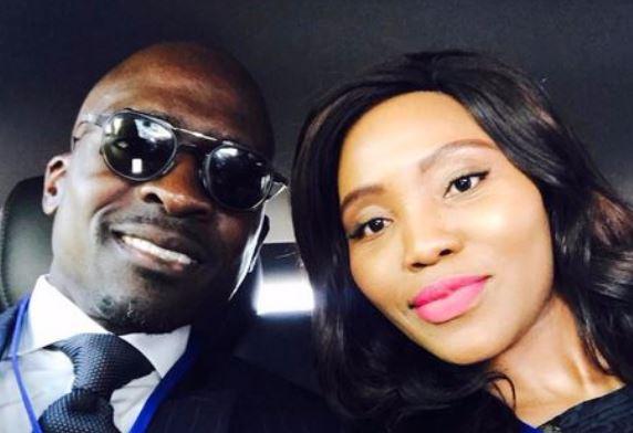 Mrs Gigaba Wrecks Husbands Luxury G63 AMG Amid Cheating Rumors