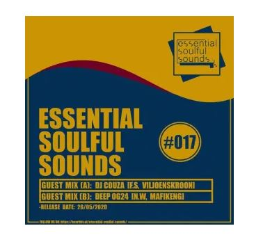 DJ Couza – Essential Soulful Sounds 017 Guest Mix