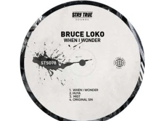 Bruce Loko – When I Wonder Mp3 Download
