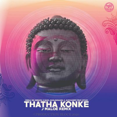 Ceega, Basil Soulnshades & Jazzmiqdeep – Thatha Konke Ft. Ntsiki Soul (J-Maloe Remix)