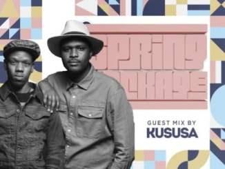Kususa – Spiritual T Spring Package Mixtape