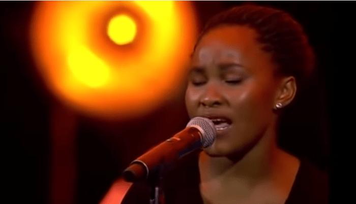 """Idols SA S16 : Zama Khumalo """"Without You """" (Solo Performance )"""