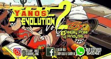 Pree & Andy – The Yanos Evolution Vol. 2 Mix (Strictly Mdu a.k.a Trp, Bongza & Djy Biza)