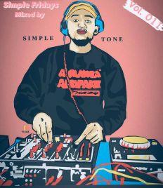 Simple Tone – Simple Fridays Vol. 11 Mix