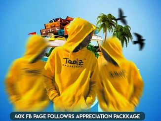 EP: Toolz Umazelaphi – 40K FB Page Followers Appreciation Package