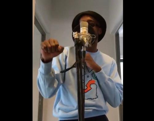 Bob Mabena – Umsebenzi Wethu (Freestyle)