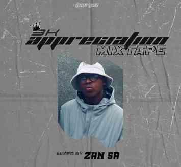 DJ Zan SA – 3.8K Appreciation Mix