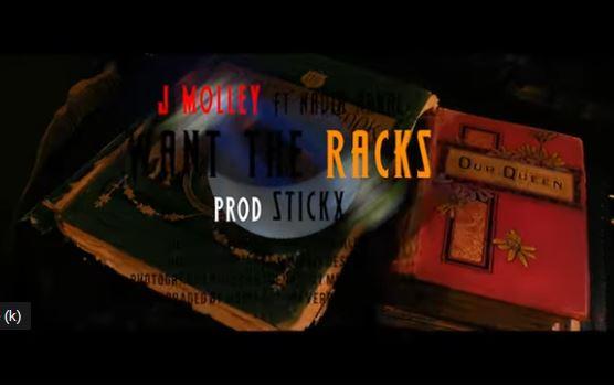 J Molley – Want The Ranks Ft. Nadia Nakai