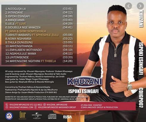 Khuzani – Ngikhulule Mama Download Mp3