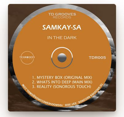 SamKay-SA – In The Dark EP Download