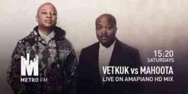 Vetkuk vs Mahoota – Amapiano HD Mix