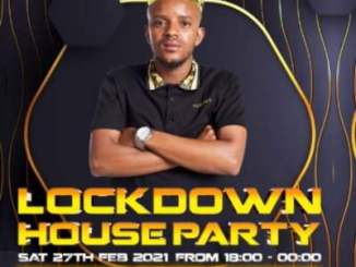 Kabza De Small – Lockdown House Party Mix 2021 (Feb 27)