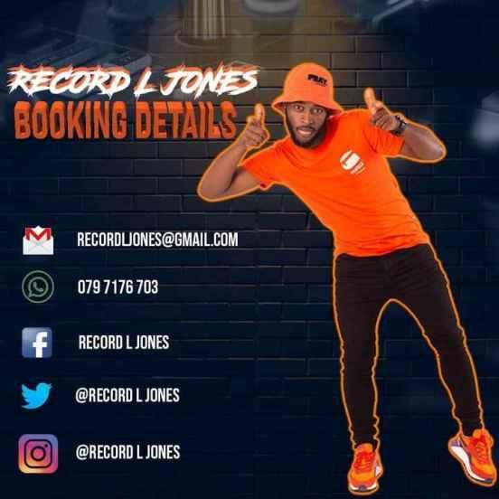 Record L Jones – Khwela Khwela Ft. Slenda Vocals