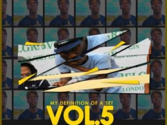 SD Njayam – My Definition Of A Set Vol.5 (KT TheeTopDawg's Birthday)