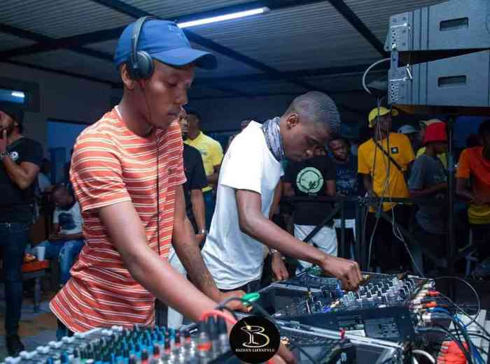 Skroef28 & Nkulee 501 – Top Dawg Sessions Mix