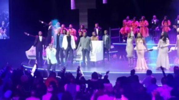 Spirit Of Praise – Shine Jesus Shine Ft. Collen Maluleke