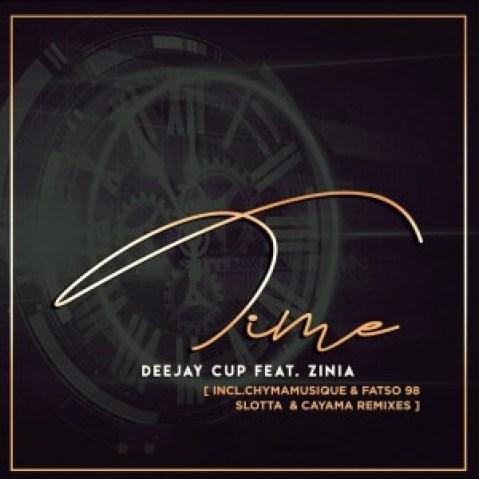 Deejay Cup – Time Remixes Ft. Zinia