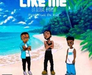 Priddy Prince – Like Me Ft. Ex Global & Krish