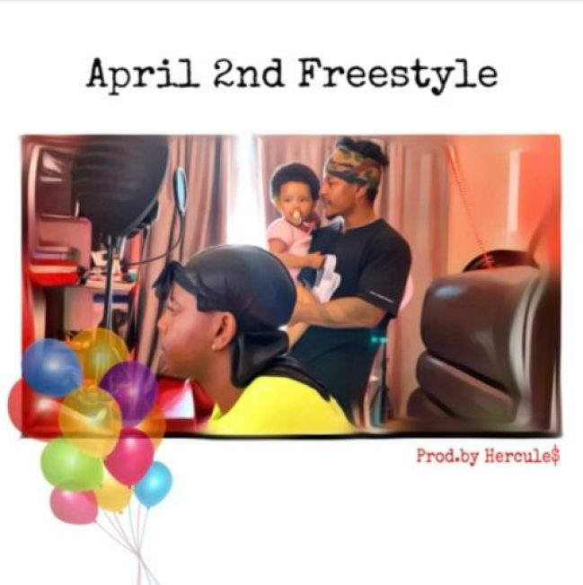 Priddy Ugly – April 2nd Freestyle