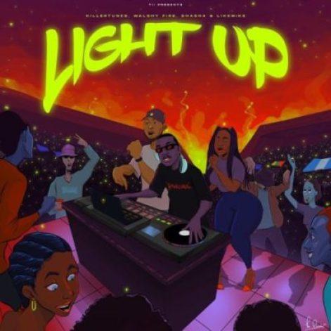 Sha Sha, Killertunes, Walshy Fire & Like Mike – Light Up