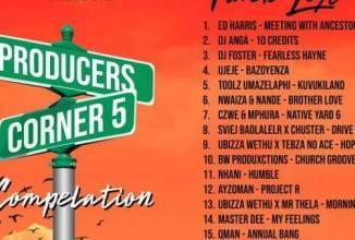 uBiza Wethu, Producers Corner 5 Compilation, download ,zip, zippyshare, fakaza, EP, datafilehost, album
