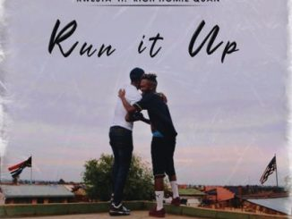 Kwesta, Run It Up, Rich Homie Quan, mp3, download, datafilehost, fakaza, DJ Mix