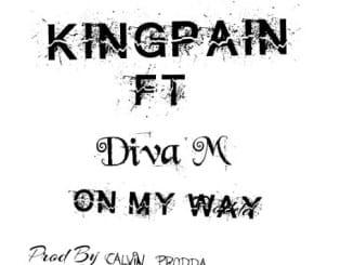 King Pain, On My Way, Diva M, mp3, download, datafilehost, fakaza, DJ Mix