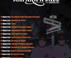 Mapara A Jazz, CoronaVirus, mp3, download, datafilehost, fakaza, DJ Mix