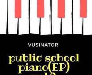 Vusinator, Public School Piano Vol. 2, download ,zip, zippyshare, fakaza, EP, datafilehost, album