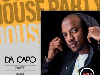 DA CAPO, DJ MAG HOUSE PARTY MIX, mp3, download, datafilehost, toxicwap, fakaza