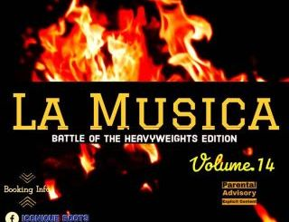 Iconique ROOTS, La Musica Vol.14 (Battle of the Heavyweights Edition), mp3, download, datafilehost, toxicwap, fakaza